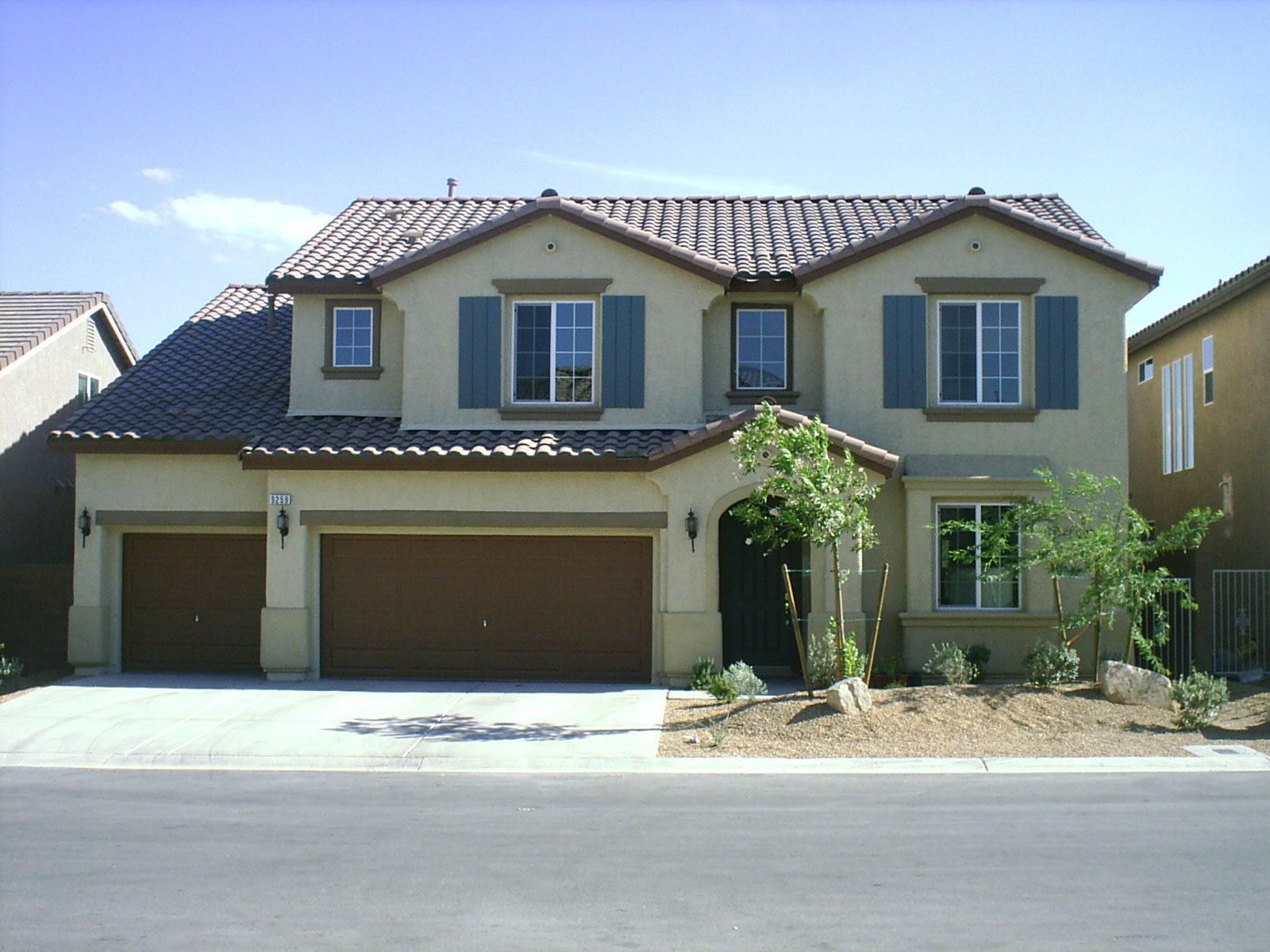 vegas home rent: