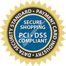 This Website Complies with the New Federal PCI DSS Credit Card Security Regulations