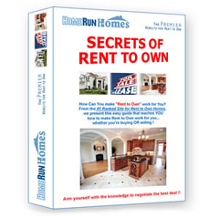 secrets, book, course, rent to own, rent to own homes, lease option, lease purchase, home rental